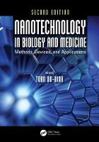 Nanotechnology in Biology and Medicine Methods, Devices, and Applications by Tuan Vo-Dinh