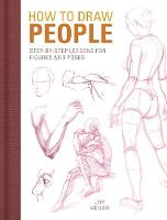 How to Draw People Step-by-step lessons for figures and poses by Jeff Mellem