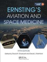 Ernsting's Aviation and Space Medicine by Mr David P. Gradwell