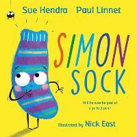 Simon Sock by Sue Hendra, Paul Linnet