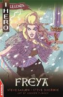 EDGE: I HERO: Legends: Freya by Steve Barlow, Steve Skidmore