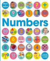 Numbers by Toby Reynolds, Paul Calver