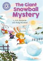 Reading Champion: The Giant Snowball Mystery Independent Reading Purple 8 by Franklin Watts