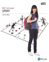 BTEC Tech Award in Sport Student Book by Jennifer Stafford Brown, Alex Sergison