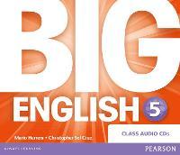 Big English 5 Class CD by Mario Herrera, Christopher Sol Cruz