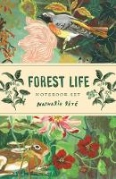 Forest Life Notebook Set by Nathalie Lete, Nathalie Lete