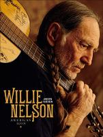 Willie Nelson American Icon by Andrew Vaughan