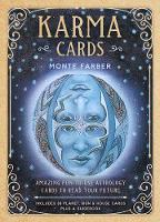 Karma Cards Amazing Fun-to-Use Astrology Cards to Read Your Future by Monte Farber