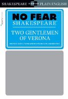 Two Gentlemen of Verona by SparkNotes
