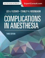 Complications in Anesthesia by Lee A. Fleisher