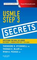 USMLE Step 3 Secrets by Theodore X. O'Connell, Thomas E. Blair, Ryan A. Pedigo