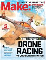 Make Fun with Drones! by Jason Babler