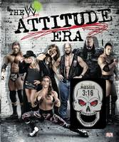 WWE: The Attitude Era by Jon Robinson