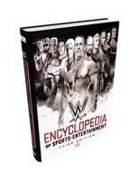 WWE Encyclopedia Of Sports Entertainment, 3rd Edition by Steve Pantaleo, Kevin Sullivan, Keith Greenberg