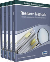 Research Methods Concepts, Methodologies, Tools, and Applications by Information Resources Management Association