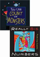 Really Big Numbers and You Can Count on Monsters, 2-Volume Set by Richard Evan Schwartz