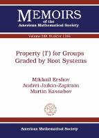 Property ($T$) for Groups Graded by Root Systems by Mikhail Ershov, Andrei Jaikin-Zapirain, Martin Kassabov