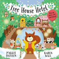 Tree House Hotel by Maggie Bateson