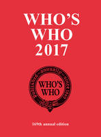 Who's Who 2017 by