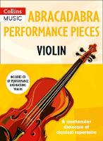 Abracadabra Performance Pieces - Violin by