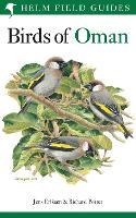 Birds of Oman by Jens Eriksen, Richard Porter