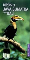 Birds of Java, Sumatra and Bali by Tony Tilford
