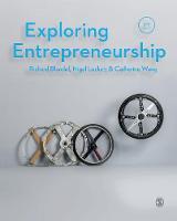 Exploring Entrepreneurship by Richard Blundel, Nigel Lockett, Catherine Wang