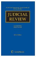 Supperstone, Goudie & Walker: Judicial Review Sixth edition by Helen Fenwick