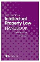 Butterworths Intellectual Property Law Handbook by Michael Edenborough