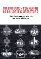 The Edinburgh Companion to Children's Literature by Clementine Beauvais, Maria Nikolajeva
