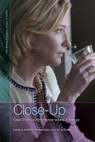 Close-Up Great Cinematic Performances Volume 1: America by Murray Pomerance