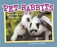 Pet Questions and Answers Pack A of 6 by Christina Mia Gardeski