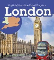 London by Chris Oxlade, Anita Ganeri