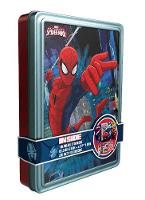 Marvel Ultimate Spider-Man Happy Tin by Parragon Books Ltd