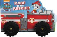 Nickelodeon PAW Patrol Race to the Rescue! by Parragon Books Ltd