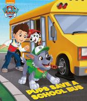 Nickelodeon PAW Patrol Pups Save a School Bus by Fabrizio Petrossi