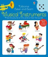 Musical Instruments by Kirsteen Robson