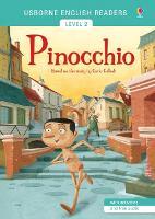 Usborne English Readers Pinocchio by Mairi Mackinnon