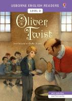 Usborne English Readers Level 3: Oliver Twist by Mairi Mackinnon