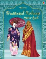 Traditional Fashions Sticker Book by Emily Bone