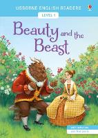 Usborne English Readers Beauty and the Beast by Mairi Mackinnon