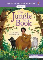 Usborne English Readers Level 3: The Jungle Book by Mairi Mackinnon