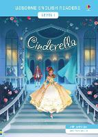 Usborne English Readers Level 1: Cinderella by Laura Cowan