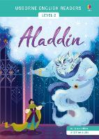 Usborne English Readers Level 2: Aladdin by Laura Cowan