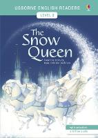 Usborne English Readers The Snow Queen by Mairi Mackinnon