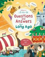 Lift-the-flap Questions and Answers about Long Ago by Katie Daynes
