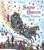 Magic Painting The Snow Queen by Susanna Davidson