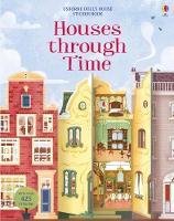 Houses through Time Sticker Book by Struan Reid