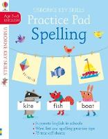 Practice Pad Spelling 5-6 by Kirsteen Robson
