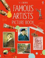 Famous Artists Picture Book by